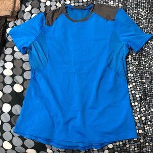 Lululemon Mens Blue Tshirt